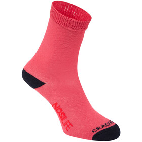 Craghoppers NosiLife Travel Socken Single Kinder watermelon